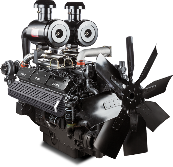 Engine for Genset